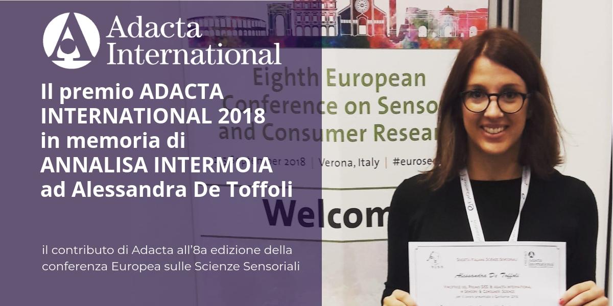 Premio Intermoia 2018